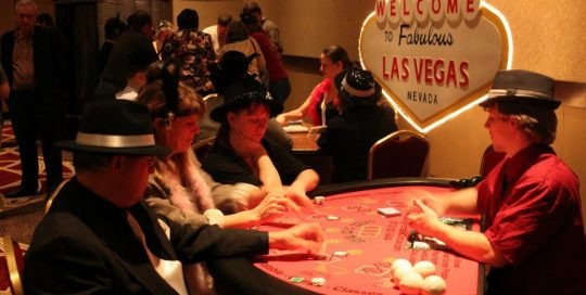 Black Jack Table Rental Cincinnati