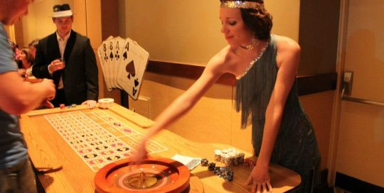 Roulette Table Rental Cincinnati